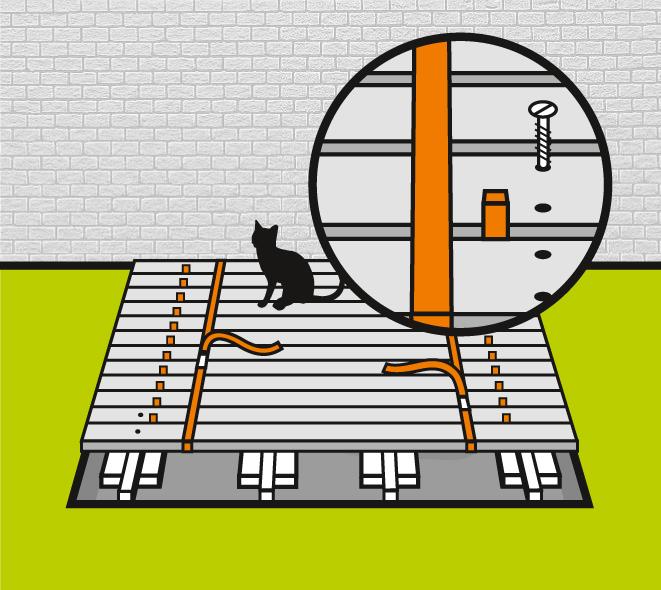 terrassendielen selbst verlegen aufbau f r terrassenplatten terrassendielen verlegen. Black Bedroom Furniture Sets. Home Design Ideas